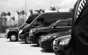 Corporate airport limo service