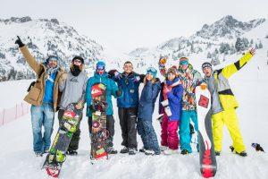 Denver to mountain ski limo
