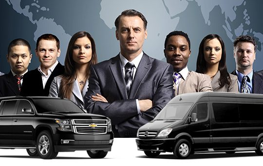 Corporate transportation service
