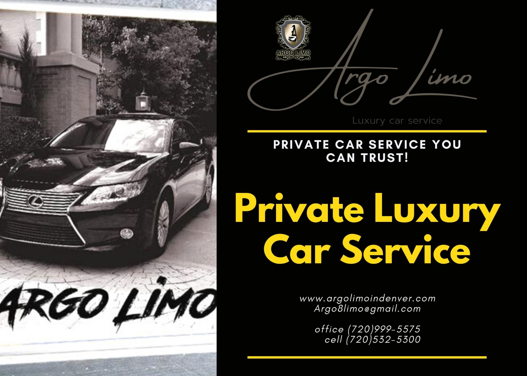 About Us-Argo Limo