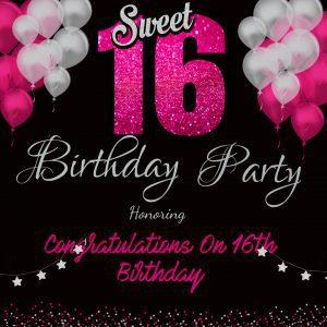 Birthday Party limousine